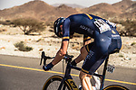 Conor Dunne (IRL) Aqua Blue Sport from the breakaway group during Stage 1 of the 2018 Tour of Oman running 162.5km from Nizwa to Sultan Qaboos University. 13th February 2018.<br /> Picture: ASO/Muscat Municipality/Kare Dehlie Thorstad | Cyclefile<br /> <br /> <br /> All photos usage must carry mandatory copyright credit (&copy; Cyclefile | ASO/Muscat Municipality/Kare Dehlie Thorstad)