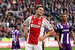 Nederland, Amsterdam, 22 april 2012.Seizoen 2011/2012.Eredivisie.Ajax_FC Groningen.Derk Boerrigter van Ajax in actie