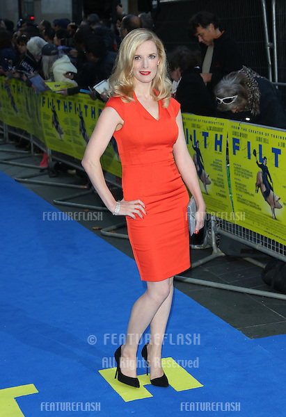 Shauna Macdonald arriving for the UK premiere of Filth held at the Odeon - Arrivals<br /> London. 30/09/2013 Picture by: Henry Harris / Featureflash