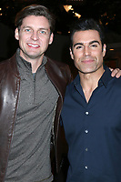 LOS ANGELES - FEB 7:  Donny Boaz, Jordi Vilasuso at the Eric Braeden 40th Anniversary Celebration on The Young and The Restless at the Television City on February 7, 2020 in Los Angeles, CA