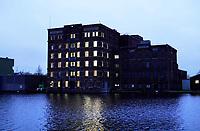 Nederland - Zaandam-  2019.  De Phenix aan de Zaan. Vestiging van DuPont Danisco. Het bedrijf haalt ongeveer tweederde van de omzet uit voedingsmiddelen. De rest komt uit enzymen. Foto Berlinda van Dam / Hollandse Hoogte