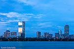 Dawn on the Charles River, Boston, MA, USA
