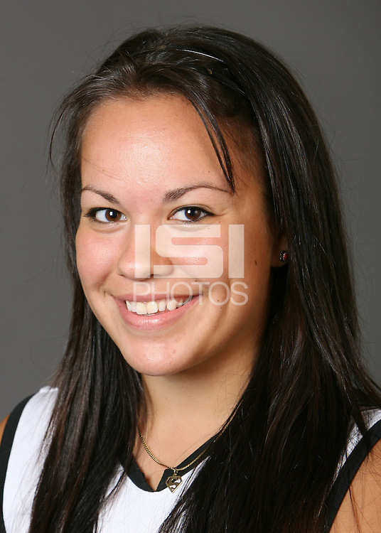STANFORD, CA - AUGUST 14:  Nora Soza of the Stanford Cardinal women's field hockey team poses for a headshot on August 14, 2008 in Stanford, California.