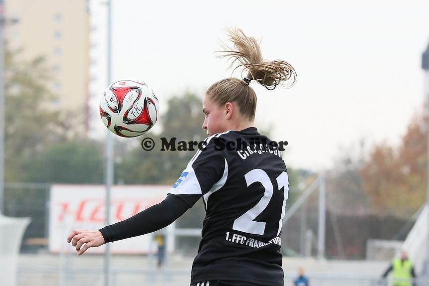 Anamaria Crnogorcevic (FFC) - 1. FFC Frankfurt vs. ASD Torres Femminile, UEFA Champions League Achtelfinal Hinspiel, Stadion am Brentanobad