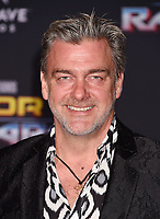 LOS ANGELES, CA - OCTOBER 10: Actor Ray Stevenson arrives at the premiere of Disney and Marvel's 'Thor: Ragnarok' at the El Capitan Theatre on October 10, 2017 in Los Angeles, California.<br /> CAP/ROT/TM<br /> &copy;TM/ROT/Capital Pictures