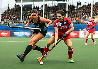 171118 World Hockey League - NZ Black Sticks Women  v Korea