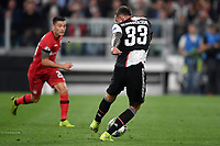 Federico Bernardeschi of Juventus scores the goal of 2-0 for his side <br /> Torino 01/10/2019 Juventus Stadium <br /> Football Champions League 2019//2020 <br /> Group Stage Group D <br /> Juventus - Leverkusen <br /> Photo Andrea Staccioli / Insidefoto