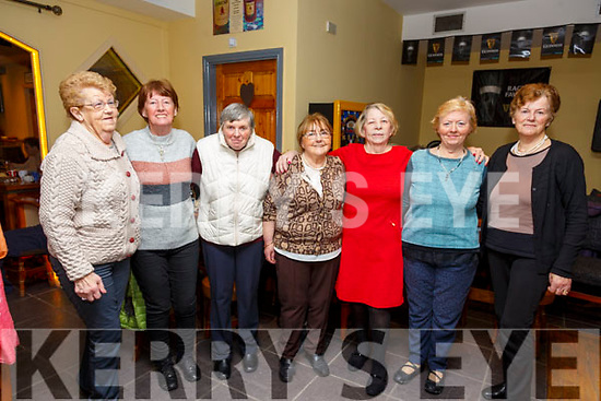 Tea Party: Attending the Tea Party in aid of Recovery Haven at the Hibernian Bar, Ballybunion on Sunday afternoon last were Mary Lynch, Jane Maloney, Margaret Fitmaurice, Nora Somers, Joan Keating, Kathleen O'Connor & Noira Scanlon.