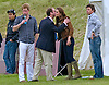 "KATE KISSES ANDREW TUCKER (Polo Manager).KATE HAS FAMILY DAY WITH PRINCES WILLIAM AND HARRY AT POLO.Catherine, Duchess of Cambridge joined Princes William and Harry extended family at the Polo..They included Zara Phillips and husband Mike Tindall, Peter Phillips, Autumn and children Savannah and Isla..Kate and William also brought along their new puppy Lupo to the event..The Princes were playing in a charity polo match at Beaufort, Gloucestershire_17/06/2012.Mandatory Credit Photo: ©NEWSPIX INTERNATIONAL..**ALL FEES PAYABLE TO: ""NEWSPIX INTERNATIONAL""**..IMMEDIATE CONFIRMATION OF USAGE REQUIRED:.Newspix International, 31 Chinnery Hill, Bishop's Stortford, ENGLAND CM23 3PS.Tel:+441279 324672  ; Fax: +441279656877.Mobile:  07775681153.e-mail: info@newspixinternational.co.uk"