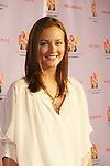 Leighton Meester, Gossip Girl at the Kids for Kids Celebrity Carnival to benefit the Elizabeth Glaser Pediatric Aids Foundation on September 20, 2008 at the Park Avenue Armory, New York City, New York. (Photo by Sue Coflin/Max Photos)