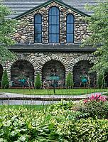 St Josephs Cistercian Abbey church, Spencer, Massachusetts, USA.