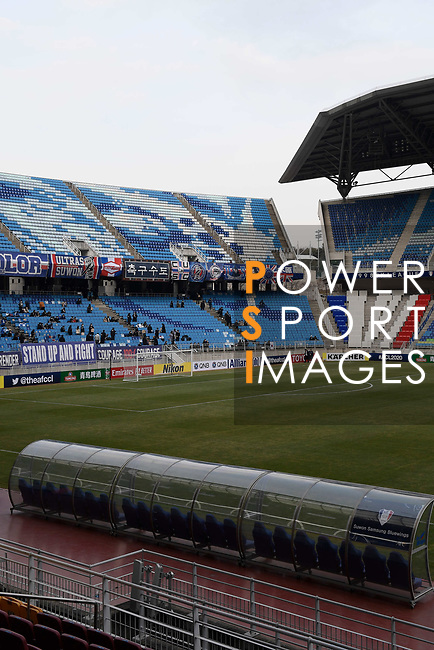 Suwon Samsung Bluewings (KOR) vs Vissel Kobe (JPN) during their AFC Champions League 2020 Group Stage G match at the Suwon World Cup Stadium on 19 February 2020, in Suwon, Korea Republic. Photo by Victor Fraile / Power Sport Images