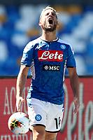 Dries Mertens of Napoli dejection<br /> Napoli 29-9-2019 Stadio San Paolo <br /> Football Serie A 2019/2020 <br /> SSC Napoli - Brescia FC<br /> Photo Cesare Purini / Insidefoto