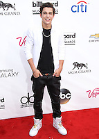 LAS VEGAS, NV, USA - MAY 18: Austin Mahone at the Billboard Music Awards 2014 held at the MGM Grand Garden Arena on May 18, 2014 in Las Vegas, Nevada, United States. (Photo by Xavier Collin/Celebrity Monitor)