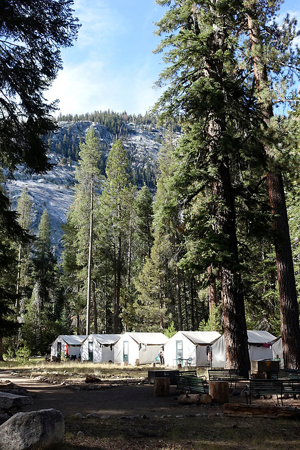 High Sierra Camp, Merced