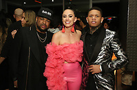LOS ANGELES, CA - FEBRUARY 8: THE-DREAM, YES JULZ, YELLA BEEZY attend L.A. Reid & HITCO Entertainment's celebration of the 2019 Grammy Awards at Reids home on FEBRUARY 8, 2019 in Los Angeles, California. (Photo by Willy Sanjuan/PictureGroup)