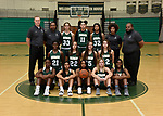11-29-18, Huron High School girl's varsity basketball team