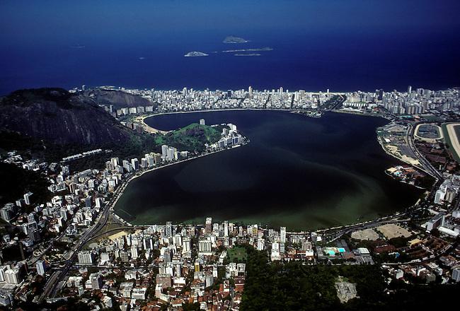 Botafogo Bay, city of Rio de Janeiro, Rio de Janeiro State, Brazil, South America