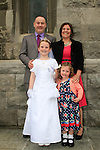 1st Communion St. Marys 2014