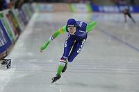 SPEEDSKATING: CALGARY: 13-11-2015, Olympic Oval, ISU World Cup, Men 5000m, Jorrit Bergsma (NED), ©foto Martin de Jong