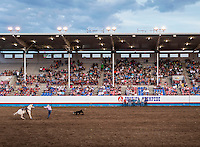 The Greely Stampede in Greely, Colorado, July 1, 2015.<br /> <br /> Photo by Matt Nager