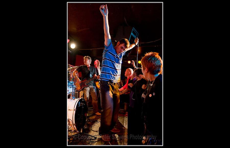 Bob Manton - Making the Modern Scene 2 - Terry Rawlings Benefit - 100 Club - 27-07-2009