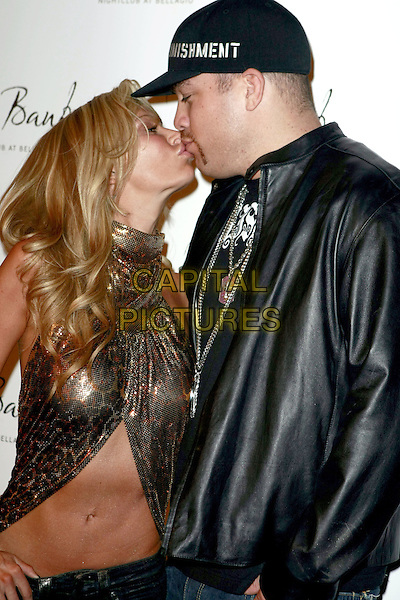 26 January 2008 - Las Vegas, Nevada - Jenna Jameson and Tito Ortiz. The Bank Night Club Grand Opening inside The Bellagio Hotel Casino. Photo Credit: MJT/AdMedia