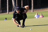 Danny Willett (ENG) on the 16th green during Sunday's Final Round of the 2018 Turkish Airlines Open hosted by Regnum Carya Golf &amp; Spa Resort, Antalya, Turkey. 4th November 2018.<br /> Picture: Eoin Clarke | Golffile<br /> <br /> <br /> All photos usage must carry mandatory copyright credit (&copy; Golffile | Eoin Clarke)