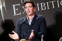 English actor Oliver Phelps, who played the mischievous twins Fred and George Weasley in the Harry Potter movie saga, during the opening of Harry Potter: The Exhibition in Madrid. November 16, 2017. (ALTERPHOTOS/Acero) /NortePhoto.com