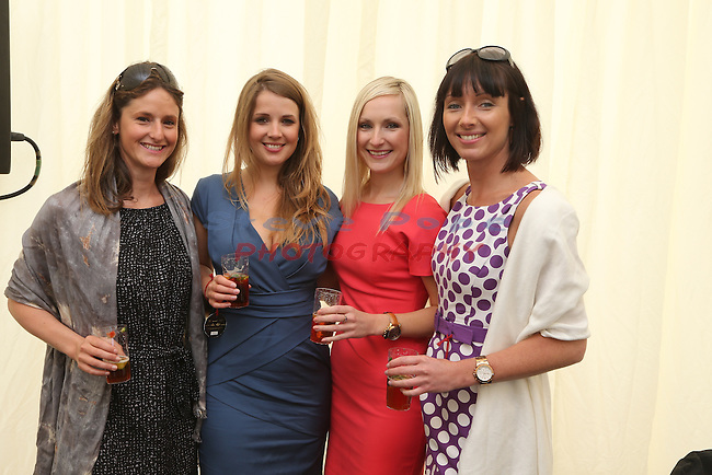 Elemis Polo at the Manor 2013<br /> Celtic Manor Resort<br /> Angie Galea, Emma Porter, Victoria Oram &amp; Polly Grinnell.<br /> 15.06.13<br /> &copy;Steve Pope