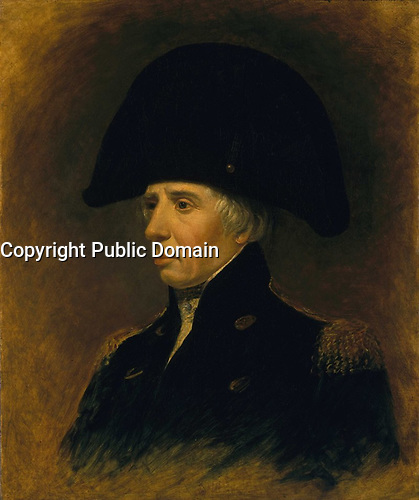 Vice-Admiral Horatio Nelson, 1758-1805,