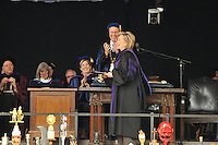 Secretary of State Hillary Rodham Clinton receives Honorary Doctorate of Law from Yale University | Commencement 2009. Credit Photography: James R Anderson