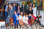 Little Ruadh Horan Muckross View Killarney celebrated his christening with his parents Alan and Sarah Jane and family and friends in the Dromhall Hotel Killarney on Saturday