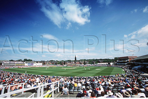 HEADINGLEY GV, England v South Africa 980524. Photo: Glyn Kirk/Action Plus...1998.cricket venues.ground.grounds.venue