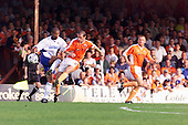 23/09/2000 Football League Division 3 Blackpool v Chesterfield<br /> <br /> 38200 Hughes<br /> <br /> © Phill Heywood