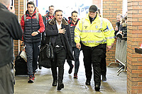 Swansea manager Carlos Carvalhal arrives prior to the game during The Emirates FA Cup Fifth Round match between Sheffield Wednesday and Swansea City at Hillsborough, Sheffield, England, UK. Saturday 17 February 2018