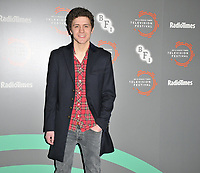 Dylan Llewellyn at the &quot;Derry Girl&quot; BFI &amp; Radio Times Television Festival screening, BFI Southbank, Belvedere Road, London, England, UK, on Sunday 14th April 2019.<br /> CAP/CAN<br /> &copy;CAN/Capital Pictures