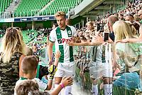 GRONINGEN - Voetbal, Opendag FC Groningen, seizoen 2018-2019, 05-08-2018, FC Groningen speler Tom van Weert