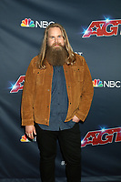 """LOS ANGELES - AUG 20:  Chris Kläfford at the """"America's Got Talent"""" Season 14 Live Show Red Carpet at the Dolby Theater on August 20, 2019 in Los Angeles, CA"""