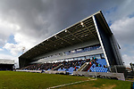 The North Stand at Boundary Park. Oldham v Portsmouth League 1