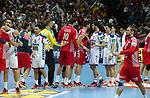 12.01.2018., Croatia, Spaladium Arena, Split - European Handball Championship, Group B, 1st Round, Croatia - Serbia.  <br /> <br /> Foto &copy; nordphoto / Ivo Cagalj/PIXSELL