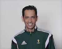 FUSSBALL Fototermin FIFA WM Schiedsrichter  09.04.2014 Pedro PROENCA (Portugal)