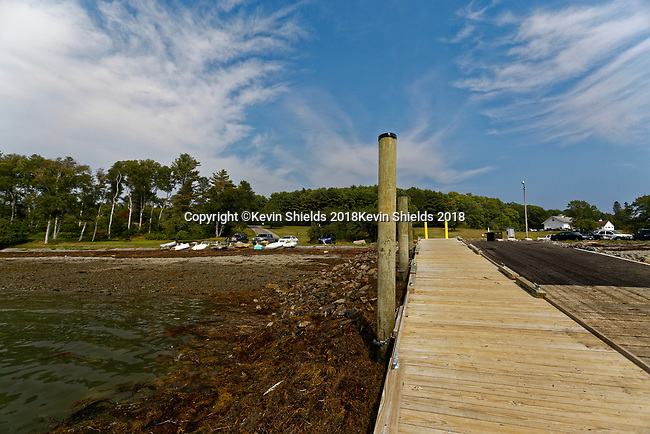Waterfront, Lamoine State Park, Maine, USA