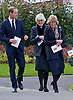"""PRINCE WILLIAM WITH AUNTS (Princess Diana's sisters) LADY JANE FELLOWES AND LADY SARAH MCCORQUODALE.attend the funeral of his nanny Olga Powell, who died recently at the age of 82-years old. The service was held at Parndon Wood Crematorium, Harlow, Essex.Princess Diana's sisters Lady Jane Fellowes and Lady sarah McCorquodale were also present. 10/10/2012.Mandatory credit photo: ©Dias/NEWSPIX INTERNATIONAL..(Failure to credit will incur a surcharge of 100% of reproduction fees)..                **ALL FEES PAYABLE TO: """"NEWSPIX INTERNATIONAL""""**..IMMEDIATE CONFIRMATION OF USAGE REQUIRED:.DiasImages, 31a Chinnery Hill, Bishop's Stortford, ENGLAND CM23 3PS.Tel:+441279 324672  ; Fax: +441279656877.Mobile:  07775681153.e-mail: info@newspixinternational.co.uk"""