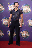 Davood Ghadami<br /> at the launch of the new series of &quot;Strictly Come Dancing, New Broadcasting House, London. <br /> <br /> <br /> &copy;Ash Knotek  D3298  28/08/2017