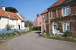 Village houses Walberswick, Suffolk