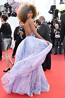 www.acepixs.com<br /> <br /> May 24 2017, Cannes<br /> <br /> Tina Kunakey arriving at the premiere of 'The Beguiled' during the 70th annual Cannes Film Festival at Palais des Festivals on May 24, 2017 in Cannes, France.<br /> <br /> By Line: Famous/ACE Pictures<br /> <br /> <br /> ACE Pictures Inc<br /> Tel: 6467670430<br /> Email: info@acepixs.com<br /> www.acepixs.com