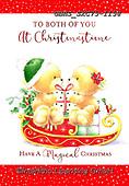 John, CHRISTMAS ANIMALS, WEIHNACHTEN TIERE, NAVIDAD ANIMALES, paintings+++++,GBHSSXC75-1158,#xa#