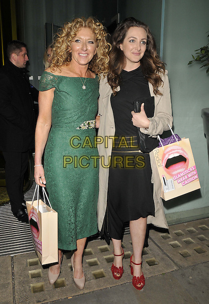 LONDON, ENGLAND - MARCH 10: Kelly Hoppen &amp; Natasha Corrett attend the Rodial Beautiful Awards 2014, St Martin's Lane Hotel, St Martin's Lane, on Monday March 10, 2014 in London, England, UK.<br /> CAP/CAN<br /> &copy;Can Nguyen/Capital Pictures