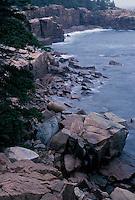 Acadia N P, Mt. Desert Island, ME